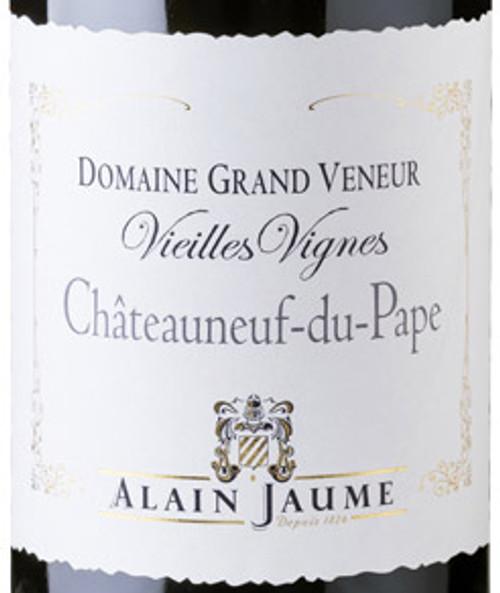 Grand Veneur Châteauneuf-du-Pape Vieilles Vignes 2019