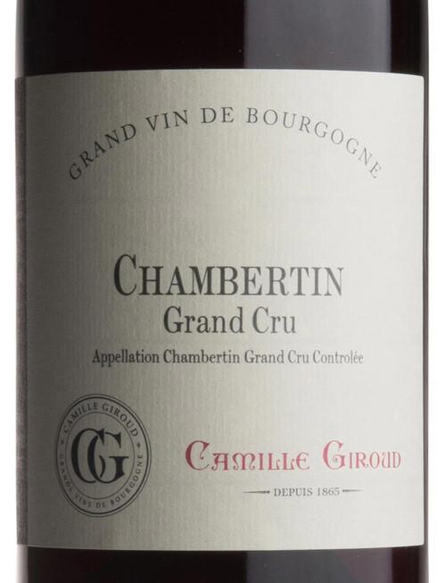 Giroud Chambertin 2015