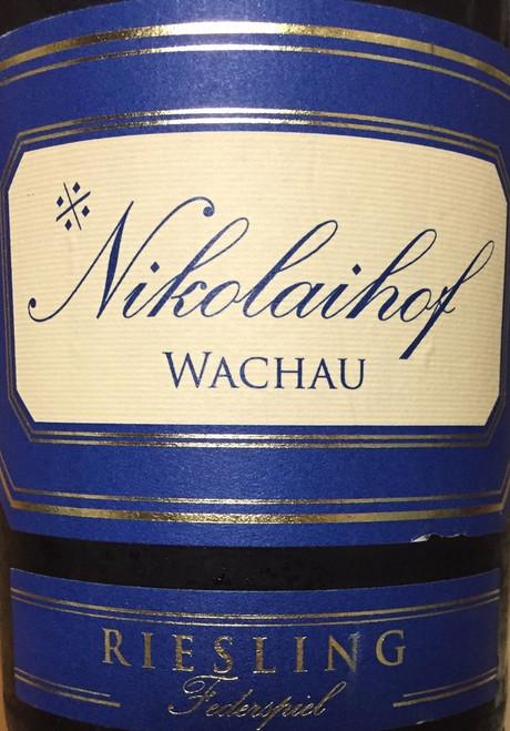 Nikolaihof Riesling Wachau Vom Stein Federspiel 2017