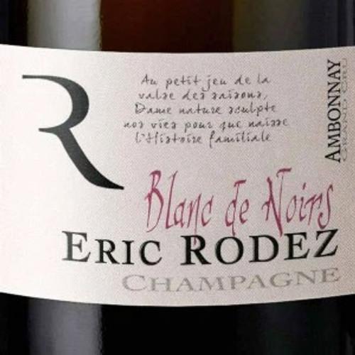 Rodez/Eric Brut Blanc de Noirs Champagne NV