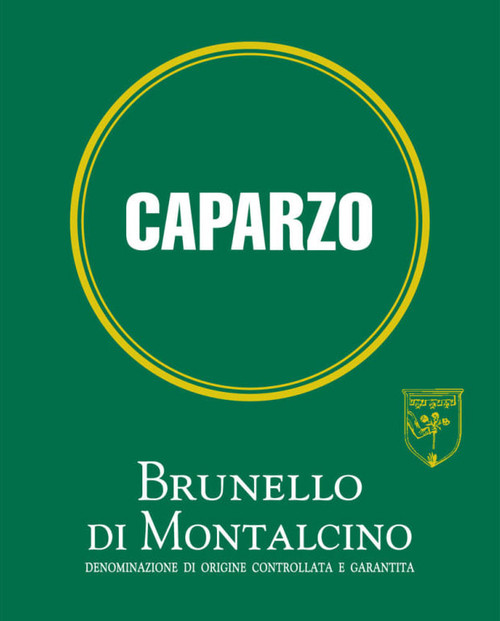 Caparzo Brunello di Montalcino 2010 375ml