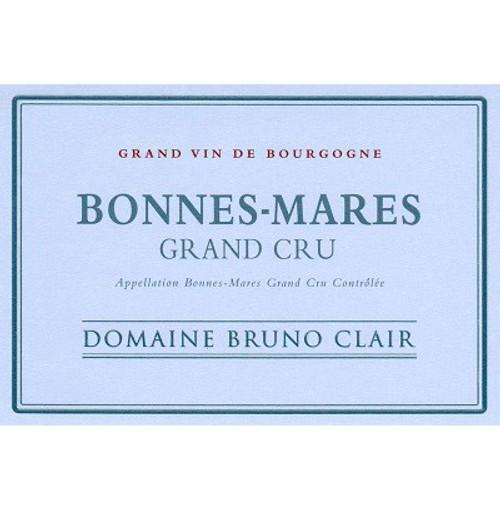 Clair/Bruno Bonnes Mares 2017