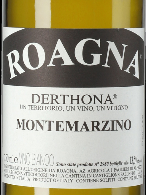 Roagna Derthona Montemarzino Bianco 2018