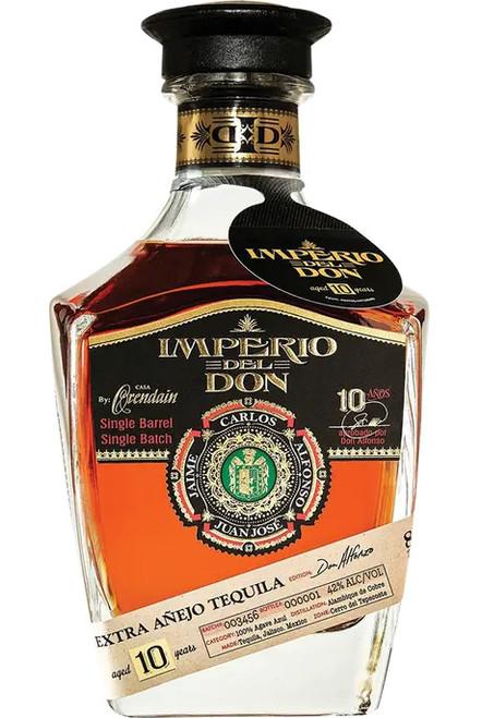 Casa Orendain Extra Añejo Tequila 10 Year Old El Imperio del Don