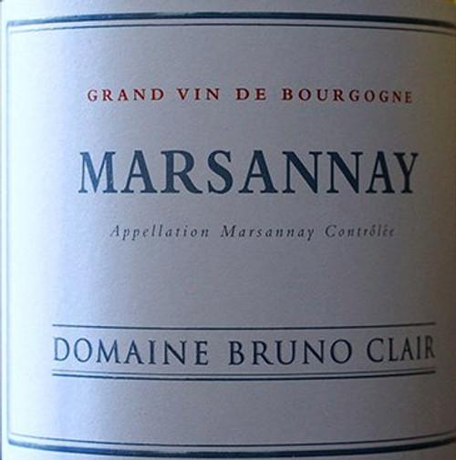 Clair/Bruno Marsannay Rouge 2017