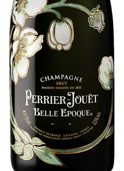 Perrier-Jouët Brut Fleur de Champagne Belle Epoque 2012
