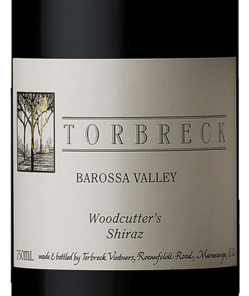 Torbreck Shiraz Barossa Valley Woodcutter's 2019