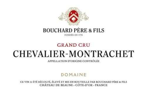 Bouchard Chevalier-Montrachet 2017