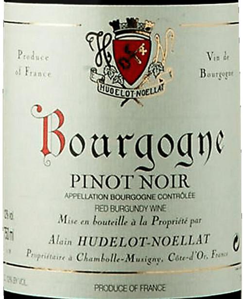 Hudelot-Noëllat Bourgogne Rouge 2018
