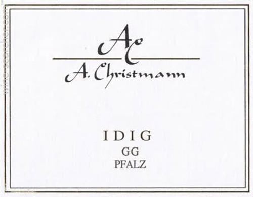 Christmann Riesling Pfalz Idig Grosses Gewächs 2019
