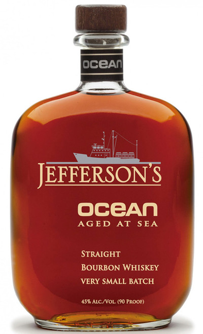 Jefferson's Ocean Aged At Sea Voyage #23 Very Small Batch KSBW