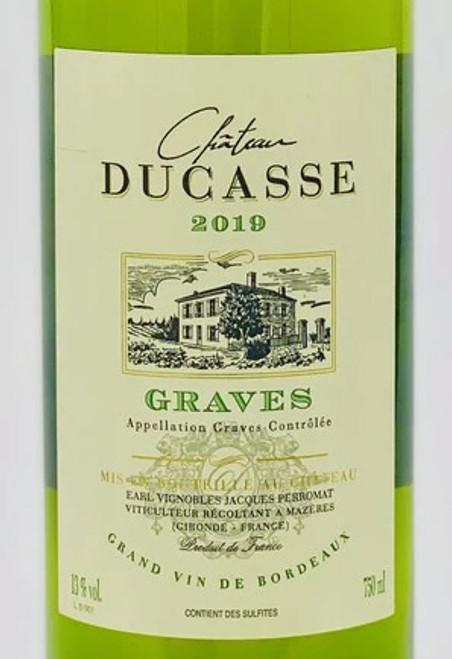 Ducasse Graves Blanc 2019