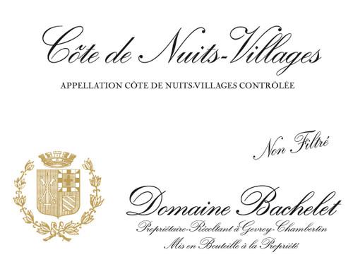 Bachelet/Denis Côte de Nuits-Villages 2017