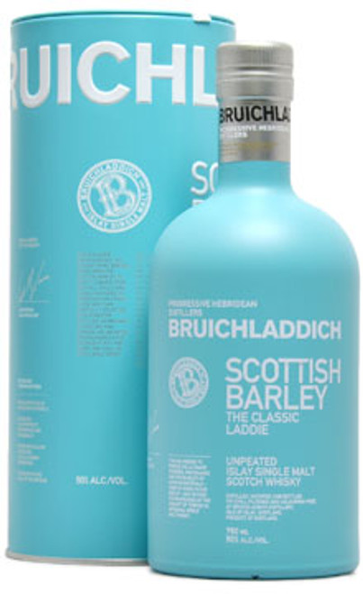 "Bruichladdich Scottish Barley ""The Classic Laddie"" Single Malt Scotch"