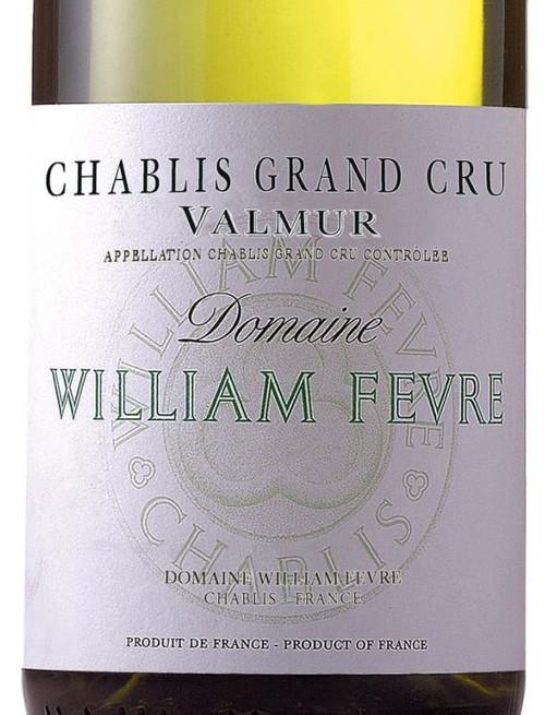 Fèvre Chablis Grand Cru Valmur 2018