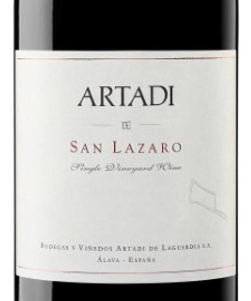 Artadi Rioja San Lázaro 2018