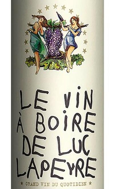 Luc Lapeyre Vin de France Le Vin à Boire 2019
