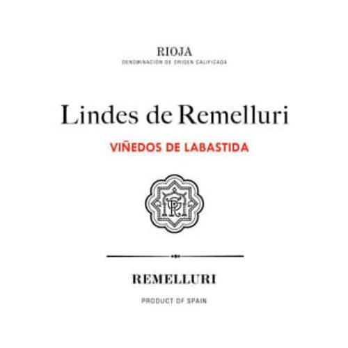 Remelluri Rioja Lindes de Remelluri Viñedos de Labastida 2016