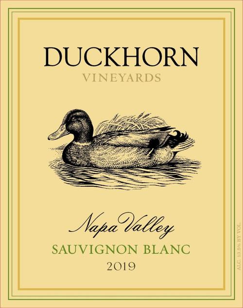 Duckhorn Sauvignon Blanc Napa Valley 2019