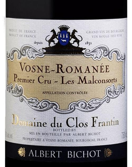 Clos Frantin (Bichot) Vosne-Romanée 1er cru Malconsorts 2018 1.5L