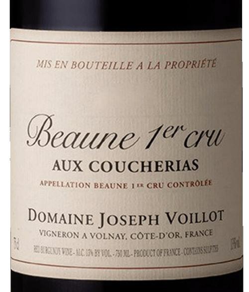 Voillot/Joseph Beaune 1er cru Aux Coucherias 2018