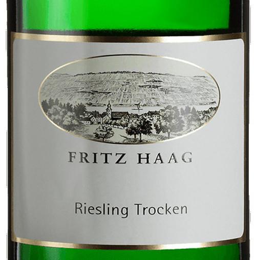 Haag/Fritz Riesling Estate Trocken 2019