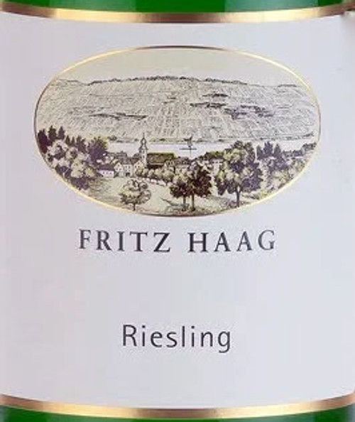 Haag/Fritz Riesling Estate 2019