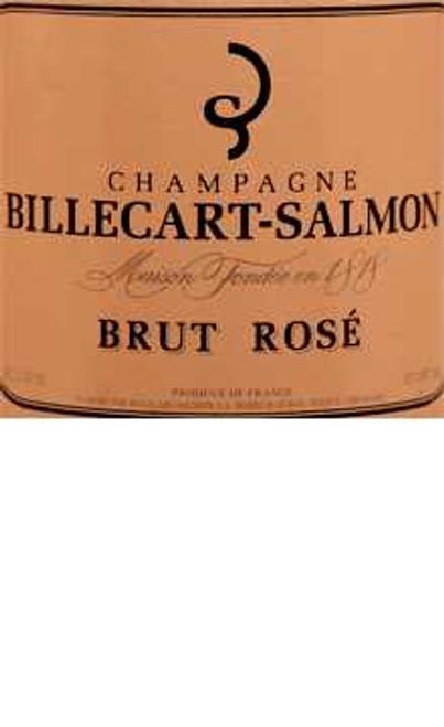 Billecart-Salmon Brut Rosé Champagne NV 3L
