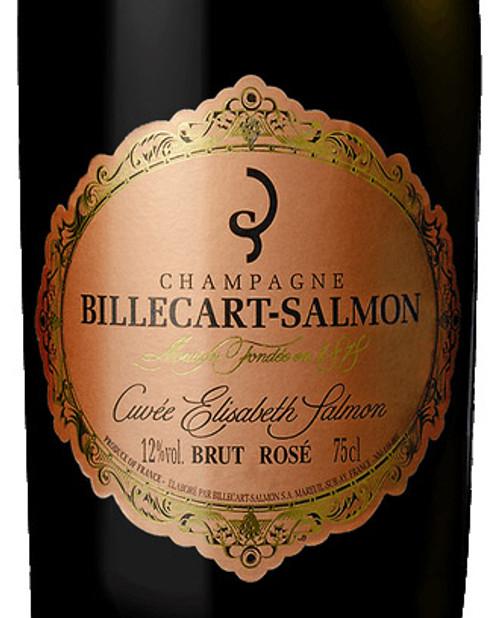 Billecart-Salmon Brut Rosé Champagne Cuvée Elisabeth 2008