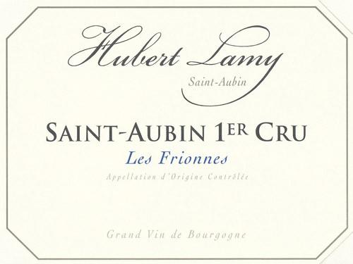 Lamy/Hubert St-Aubin 1er cru Les Frionnes 2018