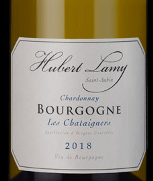 Lamy/Hubert Bourgogne Blanc Les Chataigners 2018