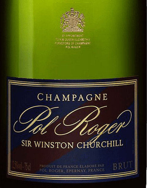 Pol Roger Brut Champagne Cuvée Sir Winston Churchill 2012