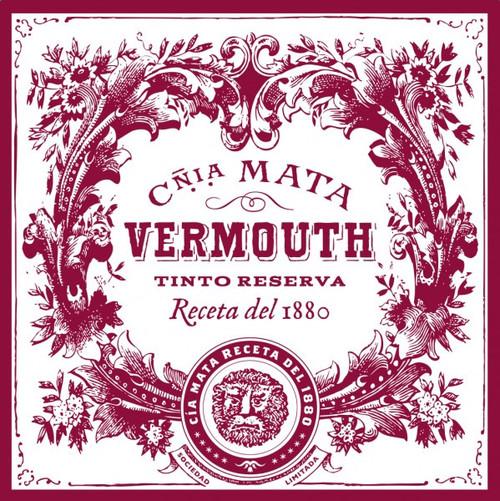 Mata Vermouth Tinto Reserva