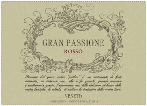 Gran Passione Veneto IGT Rosso 2019