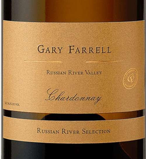 Gary Farrell Chardonnay Russian River Vly Russian River Selection 2018