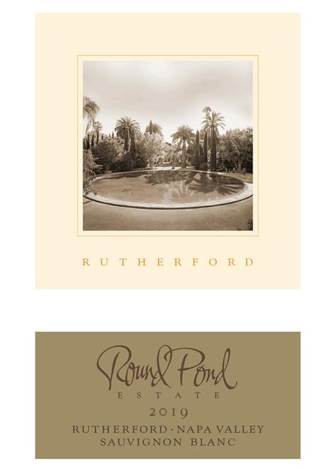 Round Pond Estate Sauvignon Blanc Rutherford 2019 375ml