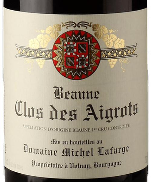 Lafarge Beaune 1er cru Clos des Aigrots 2017
