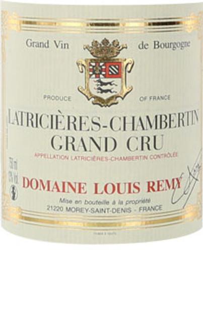 Remy/Louis Latricières-Chambertin 2001