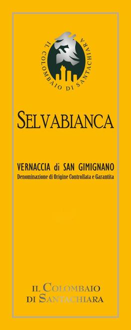 Il Colombaio di Santa Chiara Vernaccia San Gimignano Selvabianca 2019