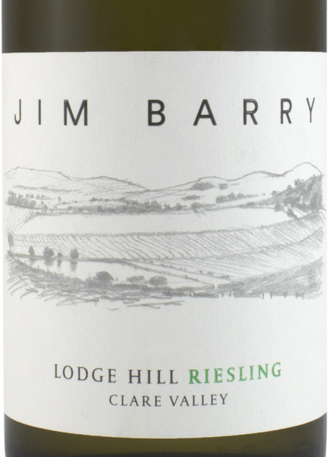 Jim Barry Riesling Clare Valley The Lodge Hill 2019