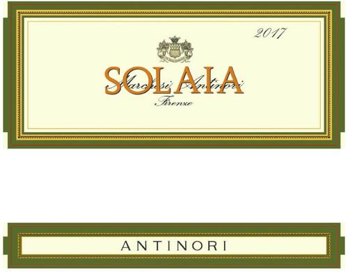 Antinori Solaia Toscana 2017