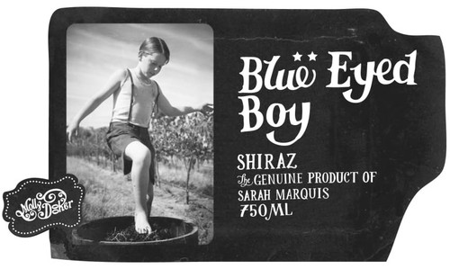 Mollydooker Shiraz McLaren Vale Blue Eyed Boy 2018