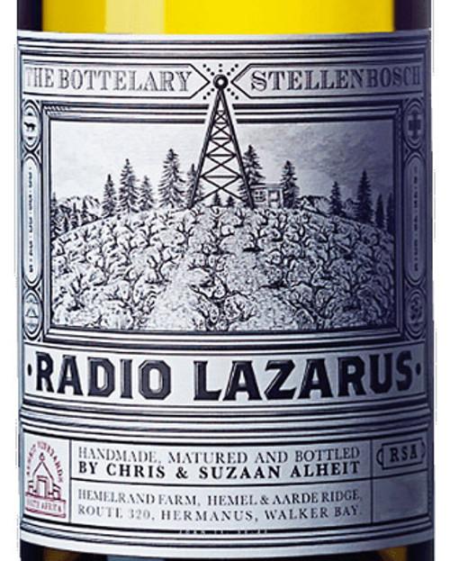 Alheit Chenin Blanc Western Cape Radio Lazarus 2017