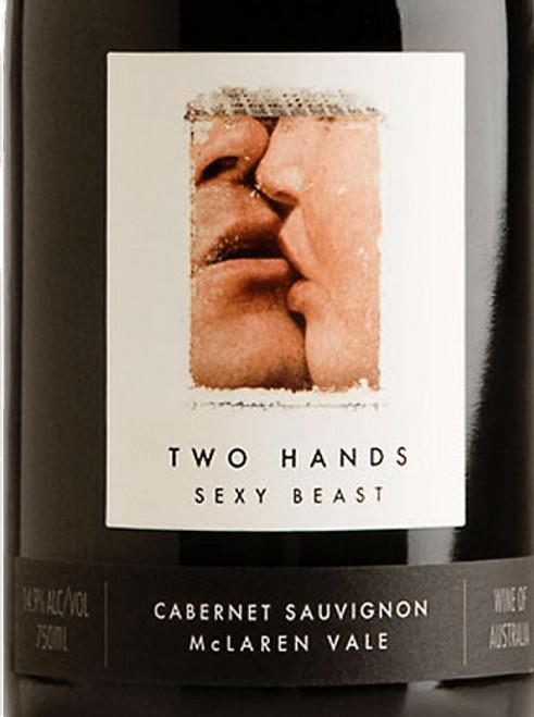 Two Hands Cabernet Sauvignon McLaren Vale Sexy Beast 2018