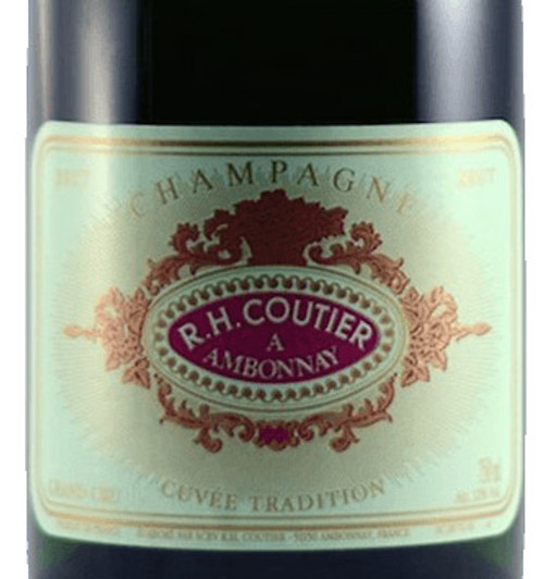 Coutier/R.H. Brut Champagne Cuvée Tradition NV 375ml