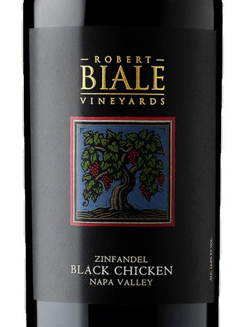 Biale Zinfandel Napa Valley Black Chicken 2018