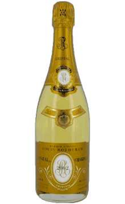 Roederer/Louis Brut Champagne Cristal late release 2002