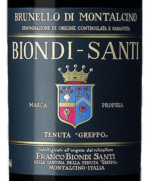 Biondi-Santi (Il Greppo) Brunello di Montalcino 2011