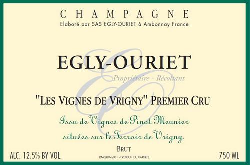 Egly-Ouriet Brut Champagne Les Vignes de Vrigny NV