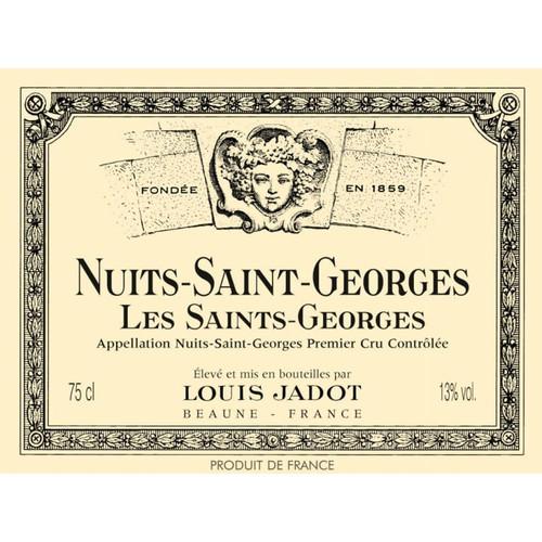 Jadot Nuits-St-Georges 1er cru Les St-Georges 2015